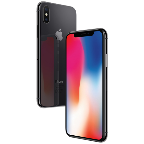 Смартфон Apple iPhone X 256GB Space Gray (RFB)